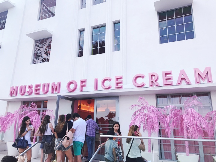 So I Went To The Museum of Ice Cream