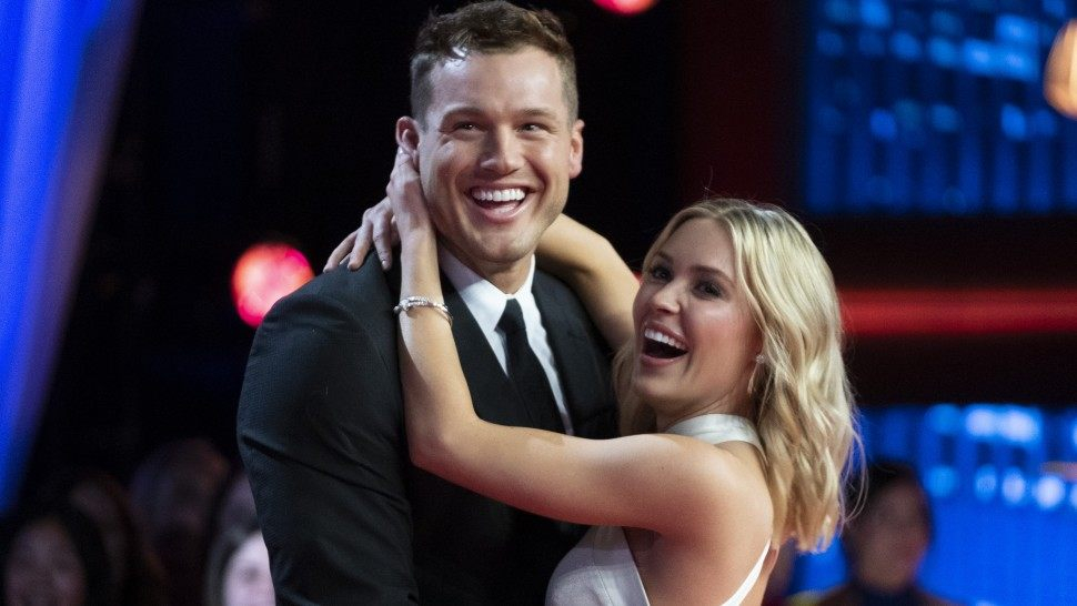 let's talk about the bachelor finale