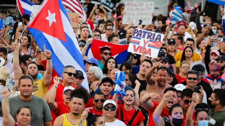 I'm Cuban-American. Here Are My Thoughts On The CurrentCrisis